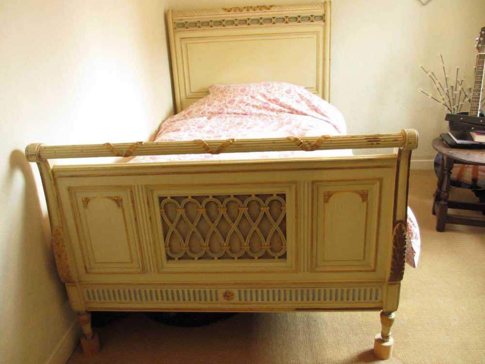 Staveley antiques antique beds brass and iron