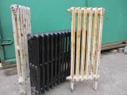 Antique radiators at Staveley Antiques